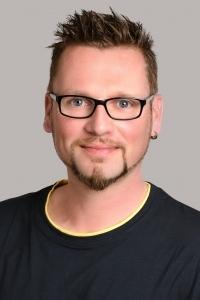 Peter Geipel Hauswart der Wolf Treuhand AG