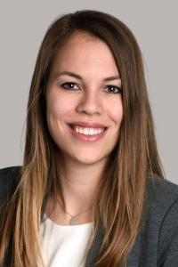 Stefanie Vettori von der Wolf Treuhand AG