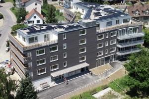 Wohnungsgebäude Immobilien-Referenz   Wolf Treuhand