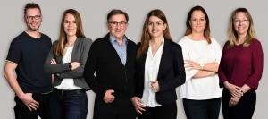 Wolf Treuhand AG - Teamfoto