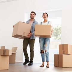 Wohnungswechsel